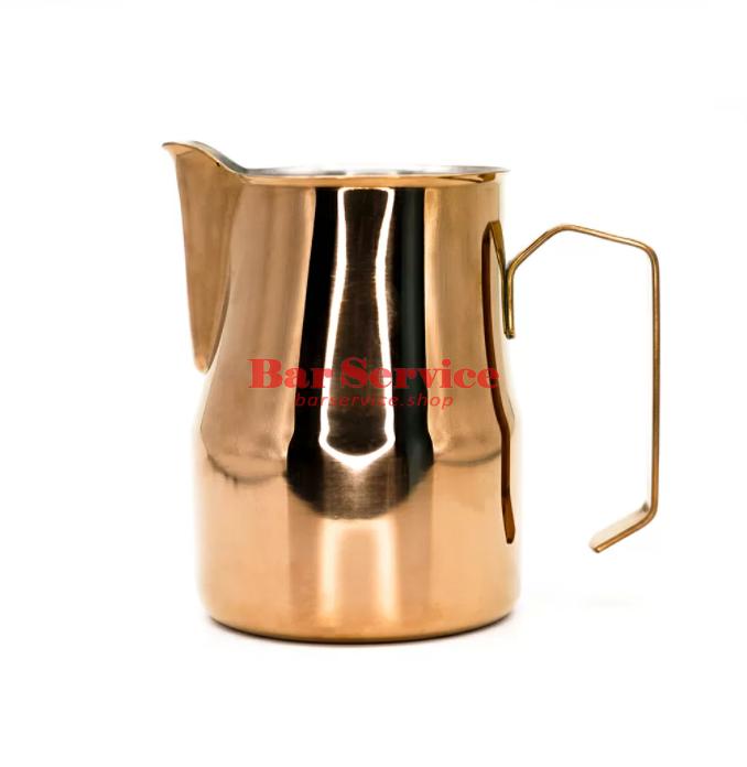 Питчер для молока 350мл, нерж, сталь, золотой P.L.Barbossa в Астрахани