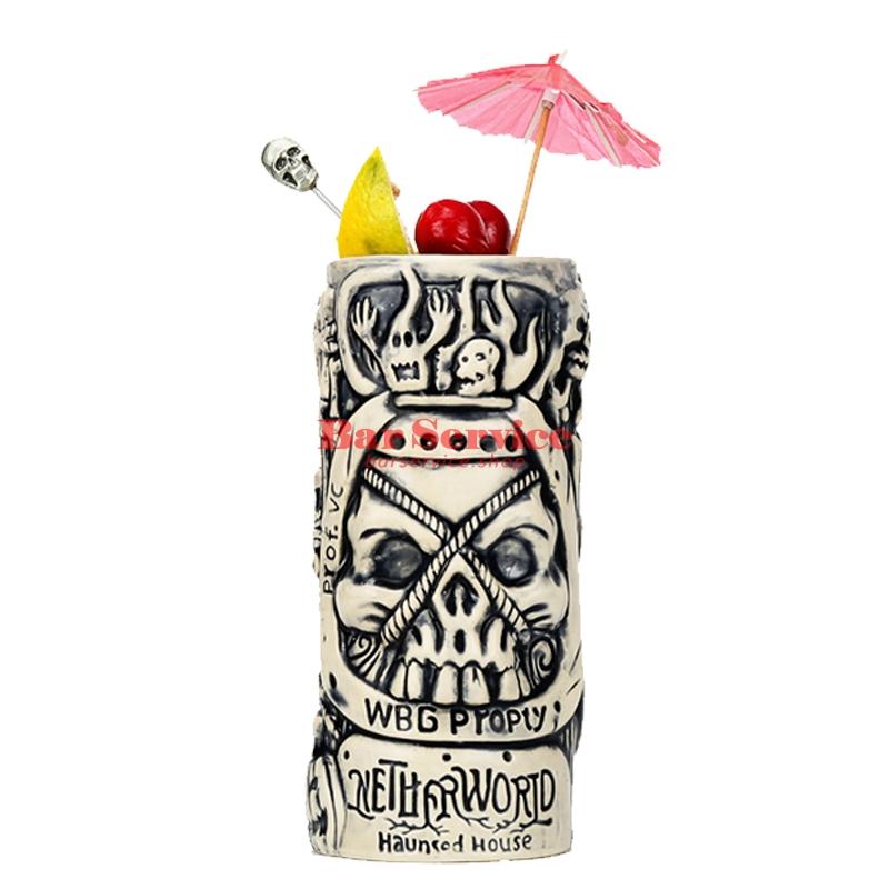 "Бокал д/коктейлей ""Тики"" керамика 500мл P.L. Barbossa в Астрахани"