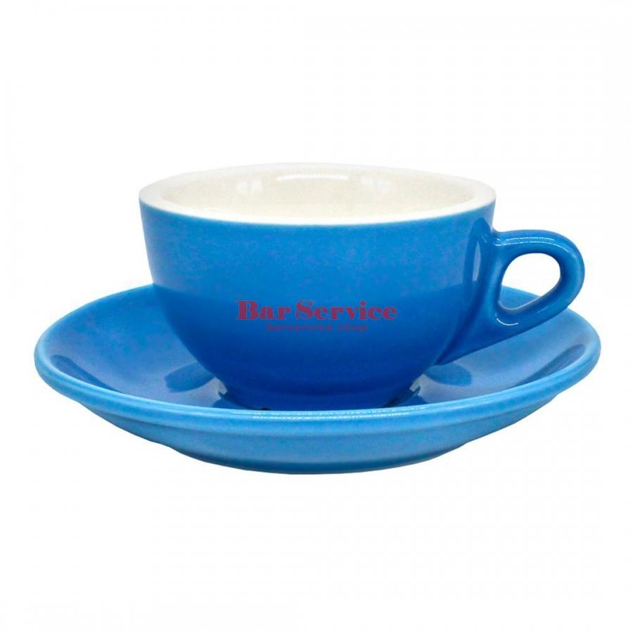 Чайная пара 180 мл синий цвет Barista P.L. в Астрахани