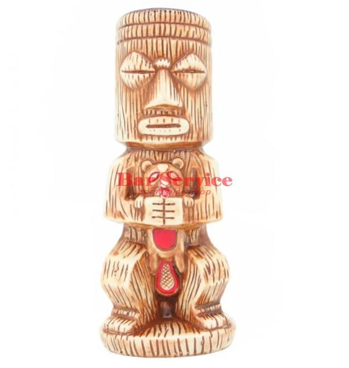 "Бокал д/коктейлей ""Тики"" керамика 500мл P.L. Barbossa 30000336 в Астрахани"