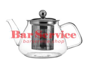 """Чайник """"Проотель""""; термост.стекло; 0,6; D=78мм в Астрахани"""