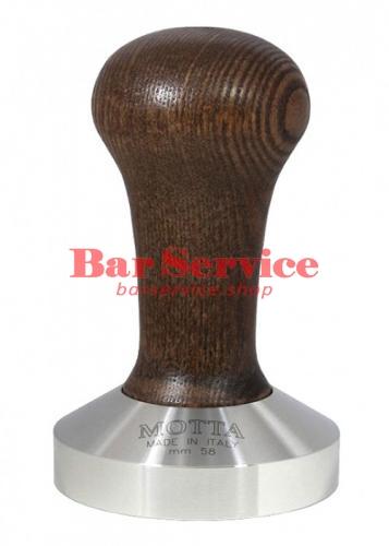 Темпер Мотта 58 мм. (выпуклый) с деревянной ручкой в Астрахани