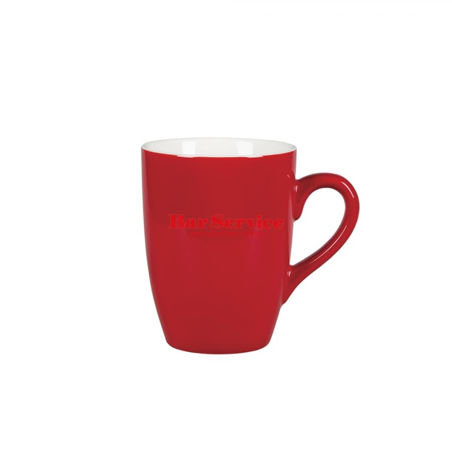 Кружка 320мл красная серия Barista P.L. в Астрахани