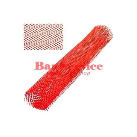 Сетка барная;  полиэтилен;  ,L=100,B=60см;  красный в Астрахани