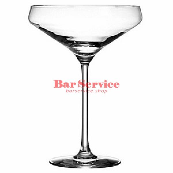 Шампан.-блюдце «Каберне»; стекло; 320мл; D=16.8,H=17см; прозр. в Астрахани