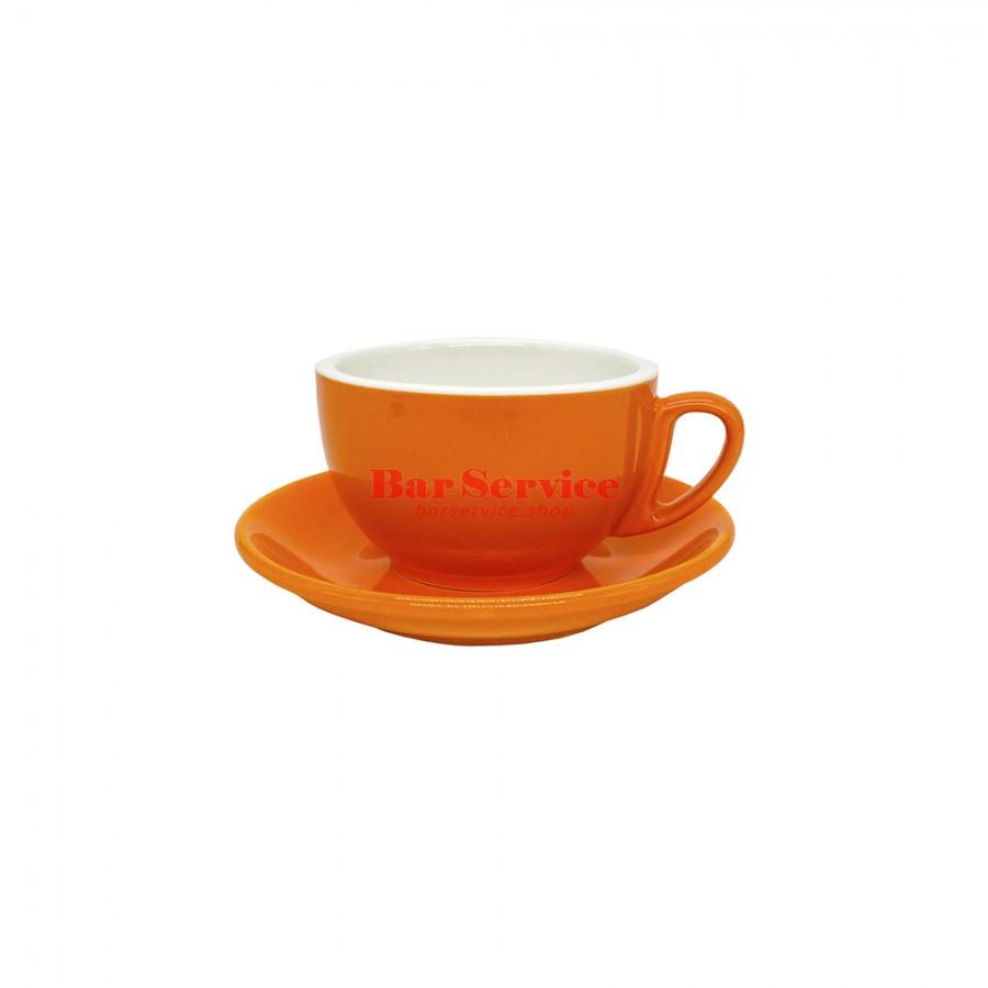 Чайная пара 270 мл; оранжевый цвет; Barista P.L. в Астрахани