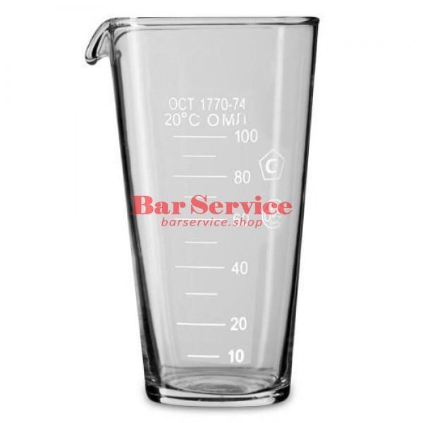 Мерный стакан, 100 мл.  в Астрахани
