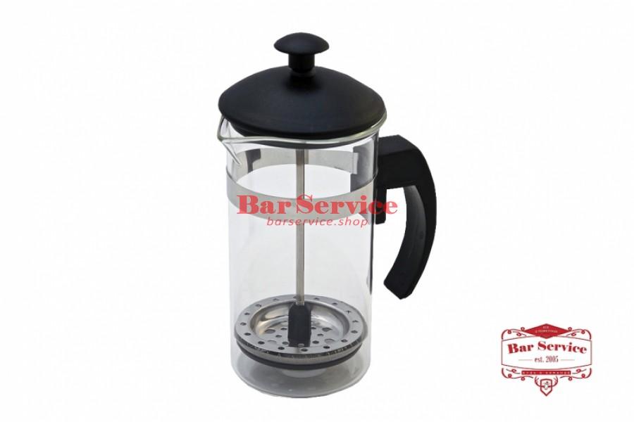 Чайник-кофейник Черный Объем: 350 мл. (френч пресс) в Астрахани