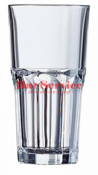 Хайбол «Гранити»;  стекло;  350мл;  D=85,H=120мм;  прозр. в Астрахани